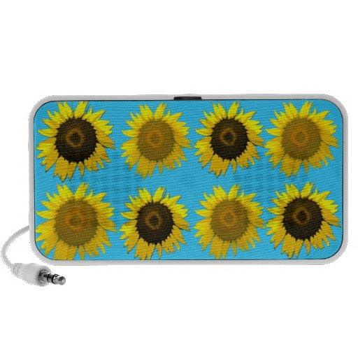 Sunflowers Speaker