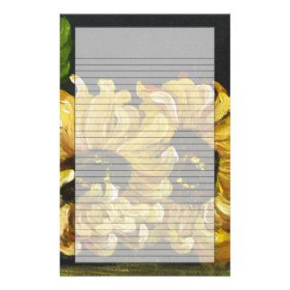 Sunflowers Stationery