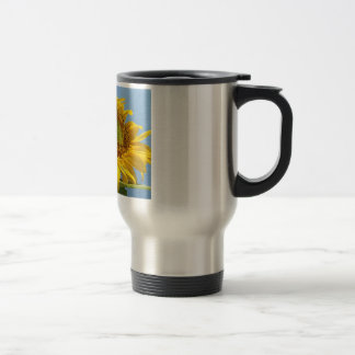 SUNFLOWERS SUN FLOWER COFFEE MUG TRAVEL MUGS Cups