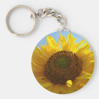 SUNFLOWERS SUN FLOWERS KEY CHAINS KEYCHAIN Gifts
