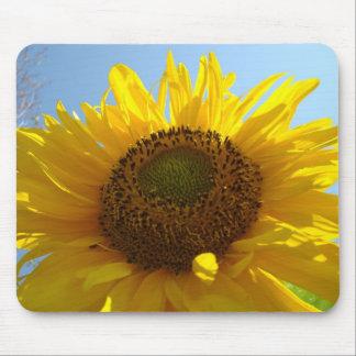 SUNFLOWERS, SUN FLOWERS MOUSE PADS MOUSEPAD