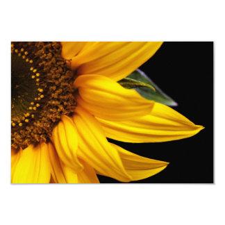 Sunflowers - Sunflower Customized Template Blank Invites
