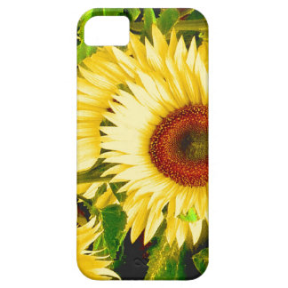 Sunflowers -the flower for a 3rd anniversary iPhone 5 cover