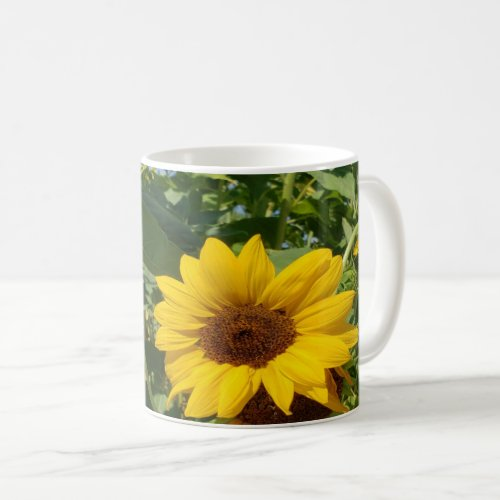 Sunflowers to Perk You Up as You Enjoy Your Drink Coffee Mug