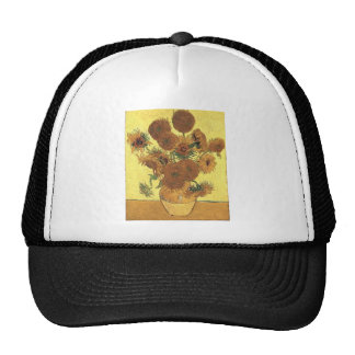 Sunflowers Trucker Hat