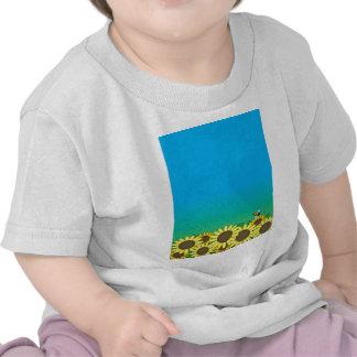 Sunflowers Tshirts
