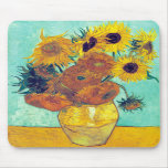 Sunflowers, Van Gogh Mousepad
