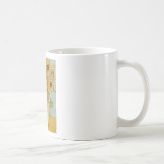 Sunflowers - Vincent Van Gogh Coffee Mug
