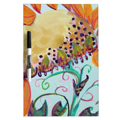 SunFluer Dry-Erase Board