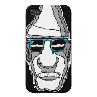 Sunglass Thug iPhone 4/4S Cover