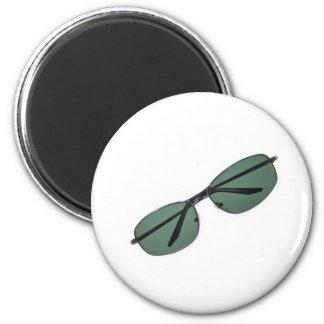 sunglasses 2 inch round magnet