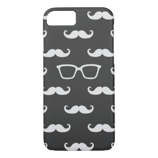 Sunglasses and Moustache iPhone 8/7 Case