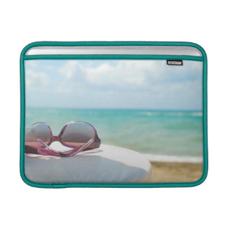 Sunglasses At Beach MacBook Air Sleeve
