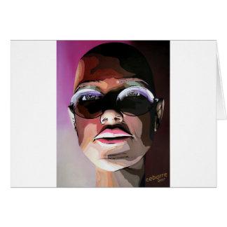 Sunglasses by Cebarre Card
