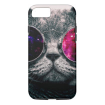 sunglasses cat iPhone 8/7 case