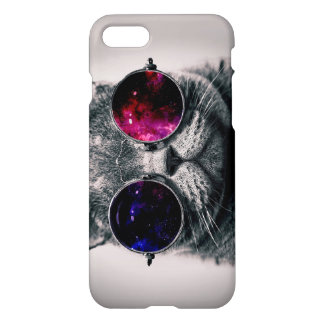 sunglasses cat iPhone 8/7 case