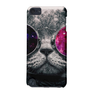 sunglasses cat iPod touch (5th generation) case