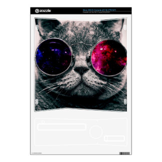 sunglasses cat xbox 360 s skins