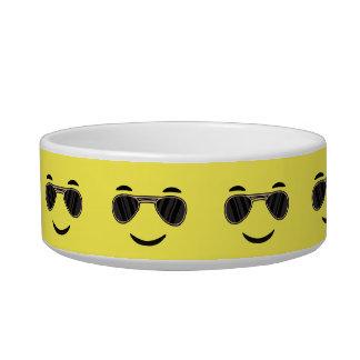 Sunglasses Emoji Bowl