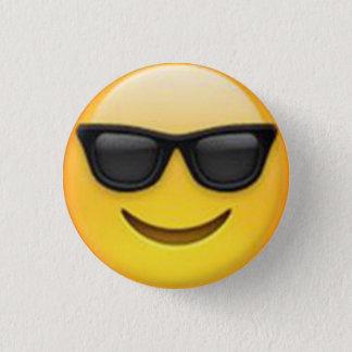 Sunglasses Emoji Button