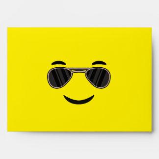 Sunglasses Emoji Envelope