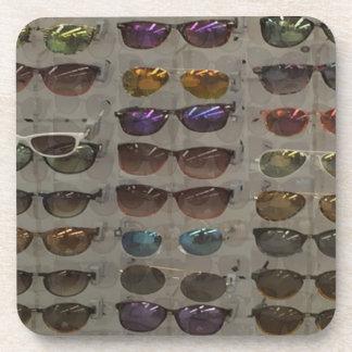 Sunglasses Goggles Fashion accessory template diy Coaster