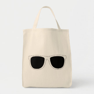 Sunglasses Grocery Tote