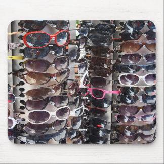 Sunglasses Mouse Pad