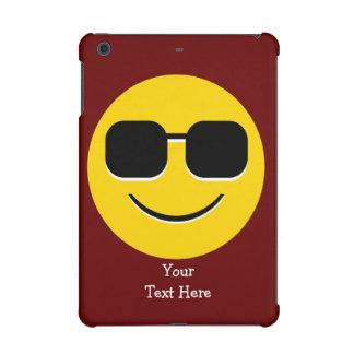 Sunglasses Mr. Cool Emoji iPad Mini Cover