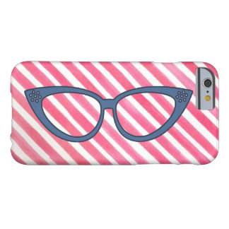 Sunglasses & Stripes Barely There iPhone 6 Case