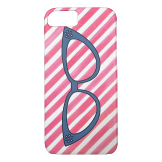 Sunglasses & Stripes iPhone 7 Case