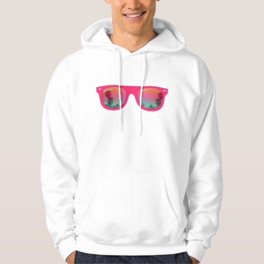 Sunglasses Summertime Hoodie