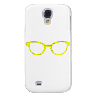 Sunglasses Yellow Rim The MUSEUM Zazzle Gifts Galaxy S4 Cover
