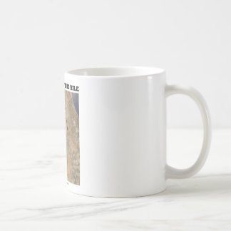 Sunglint On The Nile (Picture Earth Satellite) Coffee Mug