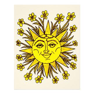 Sunhine Letterhead