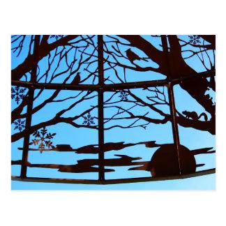 Sunken Gardens Dome postcard 6