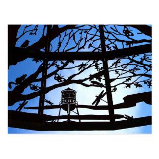 Sunken Gardens Dome postcard 7