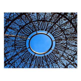Sunken Gardens Dome postcard 8
