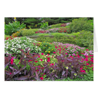 Sunken Gardens Greeting or Note Card  #30