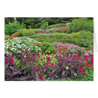 Sunken Gardens Greeting or Note Card  #30