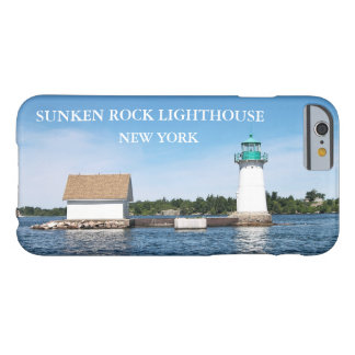 Sunken Rock Lighthouse, New York Barely There iPhone 6 Case