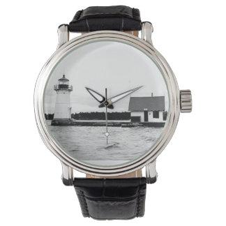 Sunken Rock Lighthouse Wristwatches