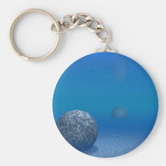 Sunken Stones Keychain