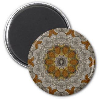 Sunken Treasure 2 Inch Round Magnet
