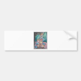 SunkenTiki Bumper Sticker