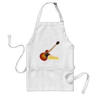 SunKing Electric Guitar Adult Apron