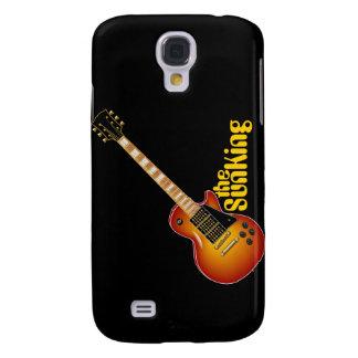 SunKing Sunburst Electric Guitar Galaxy S4 Cover