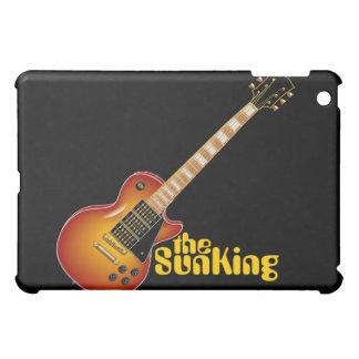 SunKing Sunburst Electric Guitar iPad Mini Cover