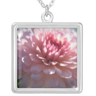 Sunkissed Mum Silver Plated Necklace
