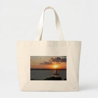 Sunkissed Sail Jumbo Tote Bag